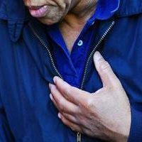 затруднённое дыхание у мужчины