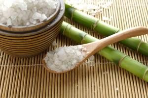 Морская соль: как развести для промывания носа