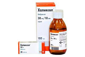 Особенности применения таблеток и сиропа Халиксол по инструкции и отзывам пациентов