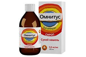 Важные вопросы применения сиропа Омнитус для лечения детей: инструкция и отзывы