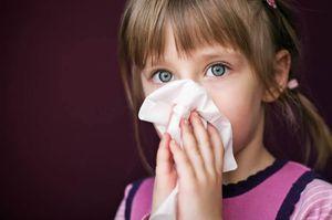 аллергия у девочки