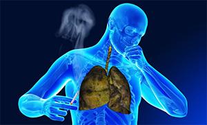 кашель при курении