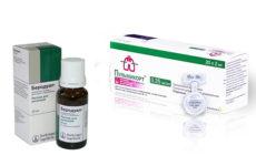 препараты Беродуал и Пульмикорт