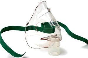 маска для небулайзера