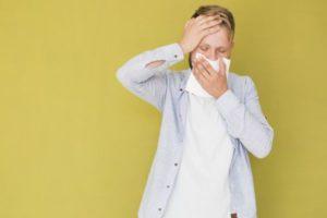 простуда у мужчины