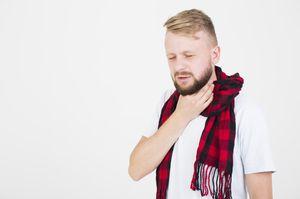 боль в горле у мужчины