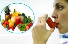 диета при астме