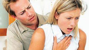 приступ удушья при астме