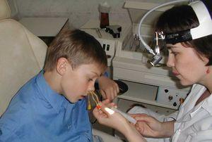лечение гайморита ребенку
