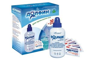 препарат Долфин
