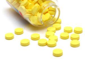таблетки Фурацилин