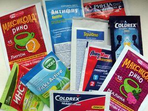 порошки при простуде