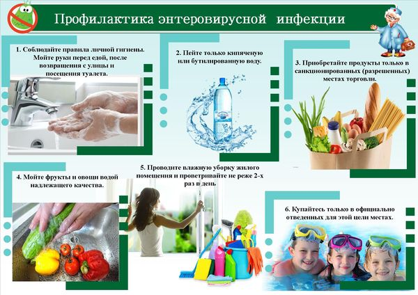 профилактика ротавируса