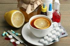 лекарства и народные средства от простуды