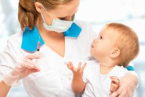 прививка детям