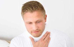 компресс на горло