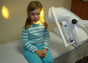 физиопроцедура ребенку