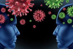 заражение вирусами