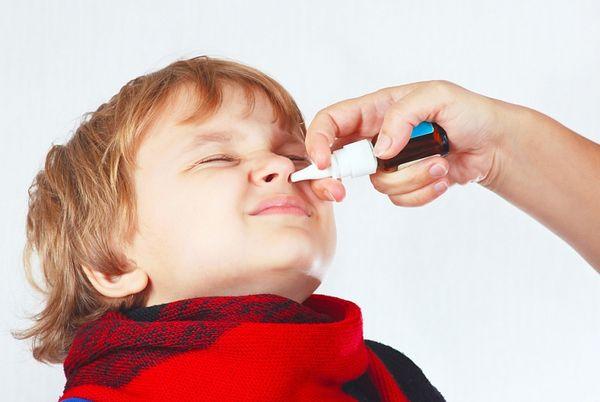 закапывание в нос